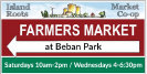 Farmer's Market at Beban Park