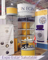 On Egin at a Tradeshow